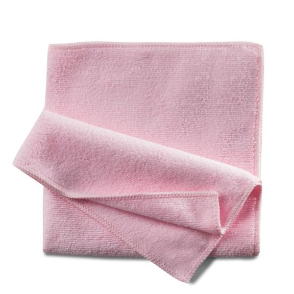 mikrofasertuch rosa