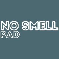 no smell pad logo