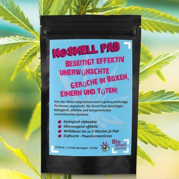 geruchsbeseitigung no smell pads cannabis